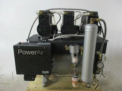 Midmark P32 Dental Air Compressor System for Operatory Air Pressure