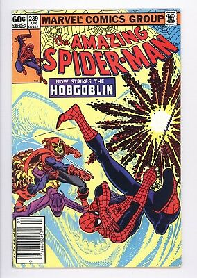Amazing Spider-Man #239 Vol 1 Super High Grade 2nd Appearance of the Hobgoblin