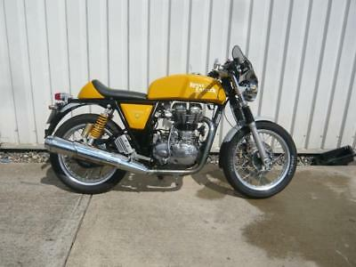 2014 Royal Enfield Continental GT CONTINENTAL GT Naked