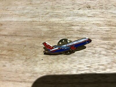 Boeing 767 Vintage 1970's Pin-Made in Taiwan-Looks unused.One Only.