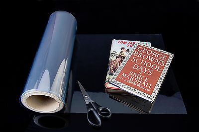 ARCHIVAL BOOK JACKET COVER 500mm x 25m roll