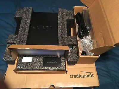 CradlePoint AER3100 with MC400LP6 LTE-A Modem (Model #AER3100LP6-NA) *BRAND NEW*