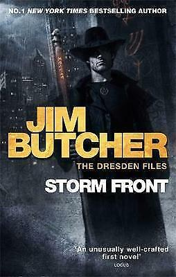 Storm Front: The Dresden Files Book One, Jim Butcher, New