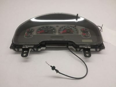 2007 2008 Ford F-150 Speedometer Cluster mph XLT With Chrome Package F150