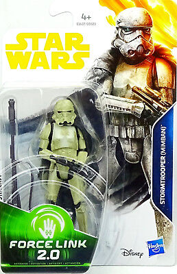 "Star Wars ""solo A Star Wars Story"" Collection Stormtrooper Mimban Von Hasbro"