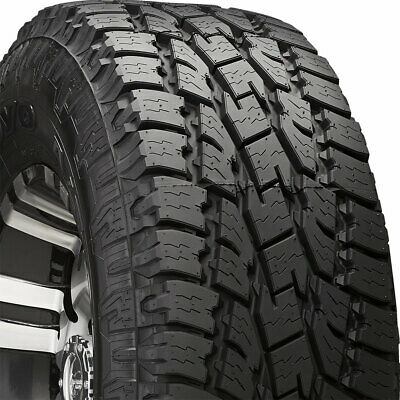 4 New 325/60-18 Toyo Tire Open Country A/t 2 60R R18 Tires / Certificates 30628
