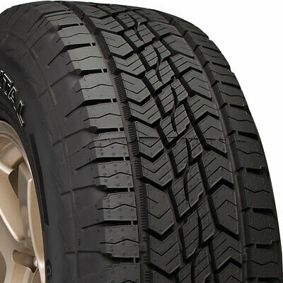 4 New 245/75-16 Continental Terrain Contact A/t 75R R16 Tires / Certificates