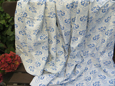 "German    Vintage  Duvet Cover Single Bed Cotton Floral Pattern 51 by 74 ""German"