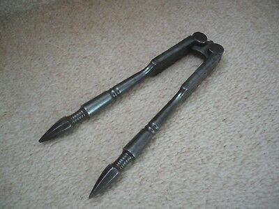 A Pair Of Antique Victorian Nut Crackers A Superb Looking Great Designed Pair