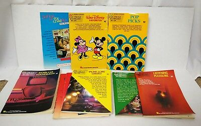 Music book lot standard of excellence for band teacher set 41 electronic portable keyboard music books lot of 9 easy popular standards kids fandeluxe Choice Image