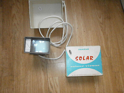 Photax solar colour viewer