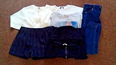 wholesale job lot of girls clothing age 9-10 years
