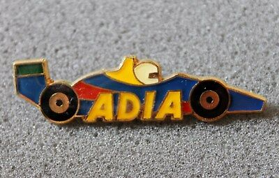 Pin's broche voitures Formule 1  F1   Formula One   ADIA