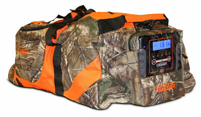 Scent Crusher RealTree CAMO Odor Eliminating Hunting Bag Ozone Generator 69711