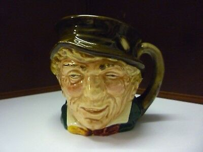 Small Vintage Doulton Toby Jug Paddy See Large Collection Listed