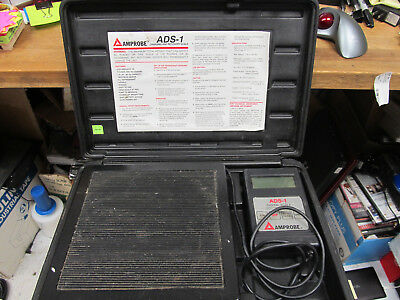 Amprobe Ads-1 Charging And Recovery Scale Hvac Digital Refrigerant Scale
