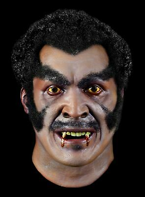 Blacula Maske aus Latex Halloween Horror Monster Trash