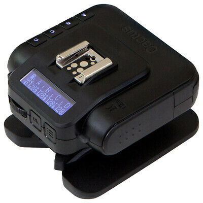 Cactus V6 II Wireless Flash Transceiver for RF60X