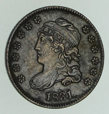 1831 Capped Bust Half-Dime - Circulated *4763