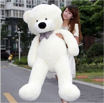 "Giant Teddy Bear 47"" Soft Plush Stuffed Animal Toy Great Gift Christmas Birthday"