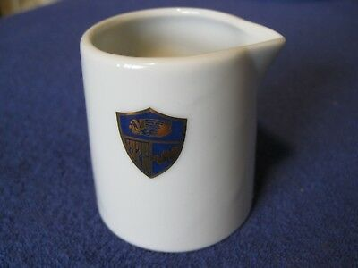 Vintage Western Airlines Anniversary (1926) individual creamer (Indian head)