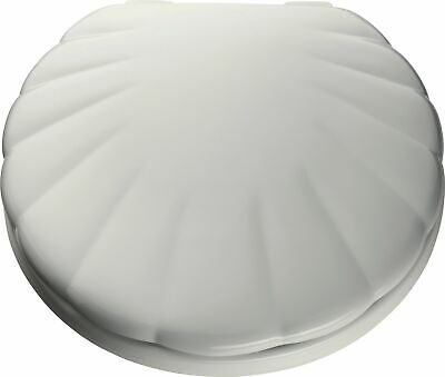 Argos Home Moulded Wood Shell Toilet Seat - White