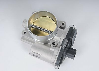 Fuel Injection Throttle Body Assembly ACDelco GM Original Equipment 217-3104