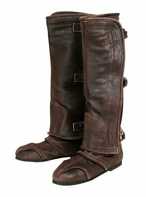 Assassin's Creed Altair Stiefel Mittelalter Reenactment Theater