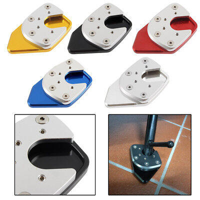 Side Stand Kickstand Support Plate Foot Pads For 2017-2018 Honda XADV X-ADV 750