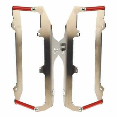 AXP Motor Bike Motorcycle Radiator Rad Guards To Fit Beta 350RR 4T - 2015