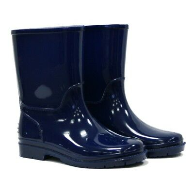 Town & Country Kids Wellies Navy, Size 11