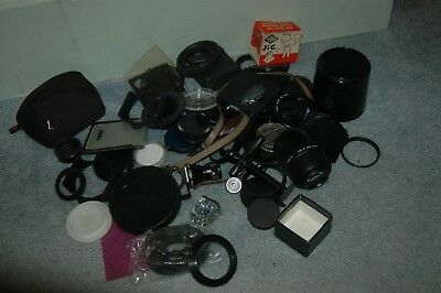 Job Lot Of  Mixed Photographic Accessories  :  Jla3205