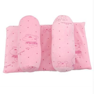 Anti-Rollover Baby Safe Soft Cotton Anti Roll Support Pillow Sleep Head LC