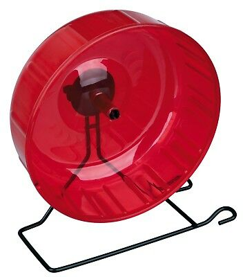 Trixie Exercise Wheel 2 Sizes - Ideal For Dwarf Hamsters Gerbils Cage Wheels