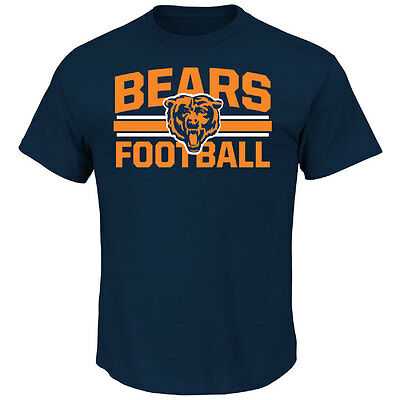 Chicago Bears Officially Licenced NFL Primary Receiver T shirt Medium
