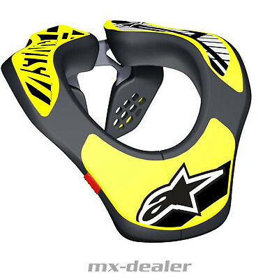 Alpinestars Kinder Youth BNS Bionic Neck Support Neck Brace Nackenschutz Kids