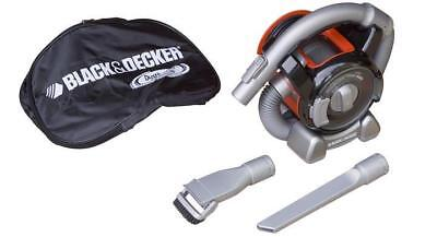 Black+Decker PAD1200 Auto Flexi Car Vacuum Cleaner 12 V Dustbuster with Case