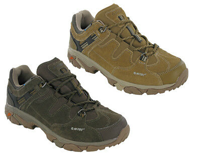 Hi-Tec Ravus Adventure Low Waterproof Walking Trainers Comfort Hiking UK7-13