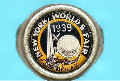 Worlds Fair Ring 1939