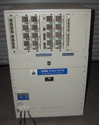 Arbin Bt-2000 Bt2000 Battery Test System  (#1745)