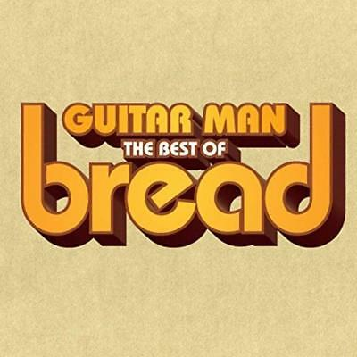 BREAD GUITAR MAN THE BEST OF CD (Greatest Hits) (2018)