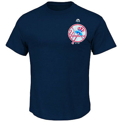 New York Yankees officially licenced Cooperstown MLB T shirt