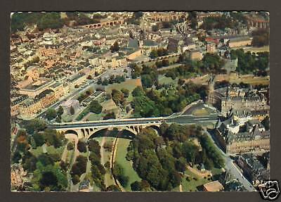 Luxembourg :vallee Petrusse ,pont & Boulevard Roosevelt