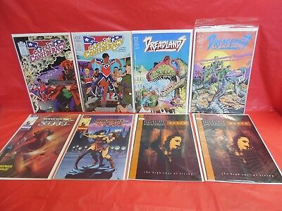 Lot Of 34 Miscellaneous Comics *see Details* ~!