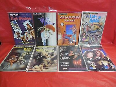 Lot Of 28 Miscellaneous Innovation Comics *see Details* ~!