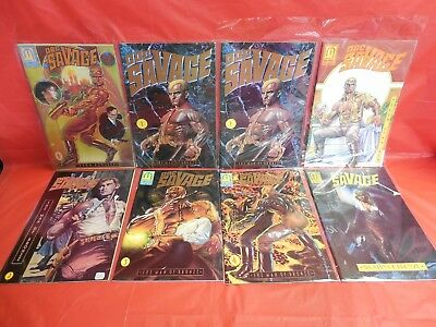 Lot Of 30 Miscellaneous Doc Savage & Pat Savage Comics *see Details* ~!