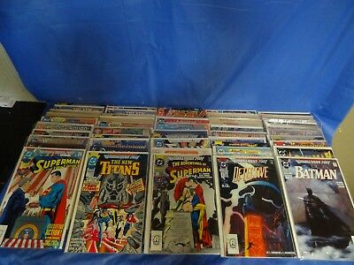 Lot Of 50 Miscellaneous Dc Comics *see Photos For Titles* >*