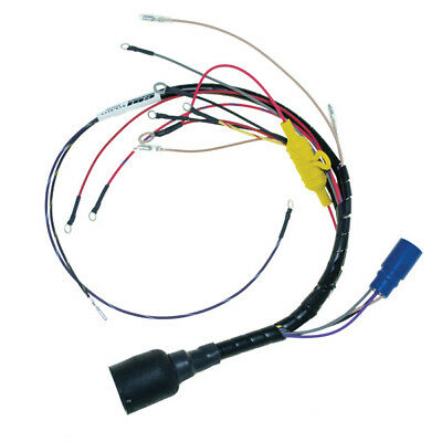 Johnson Evinrude Wiring Harness 1989-1990 60-70HP 3CYL 413-3771 583771 (C117)