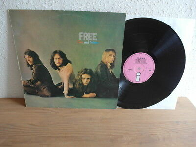 Free Fire And Water Pink Island 1970 In Mint