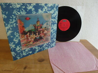 The Rolling Stones Their Satanic Majesties Request German 1967 In Mint